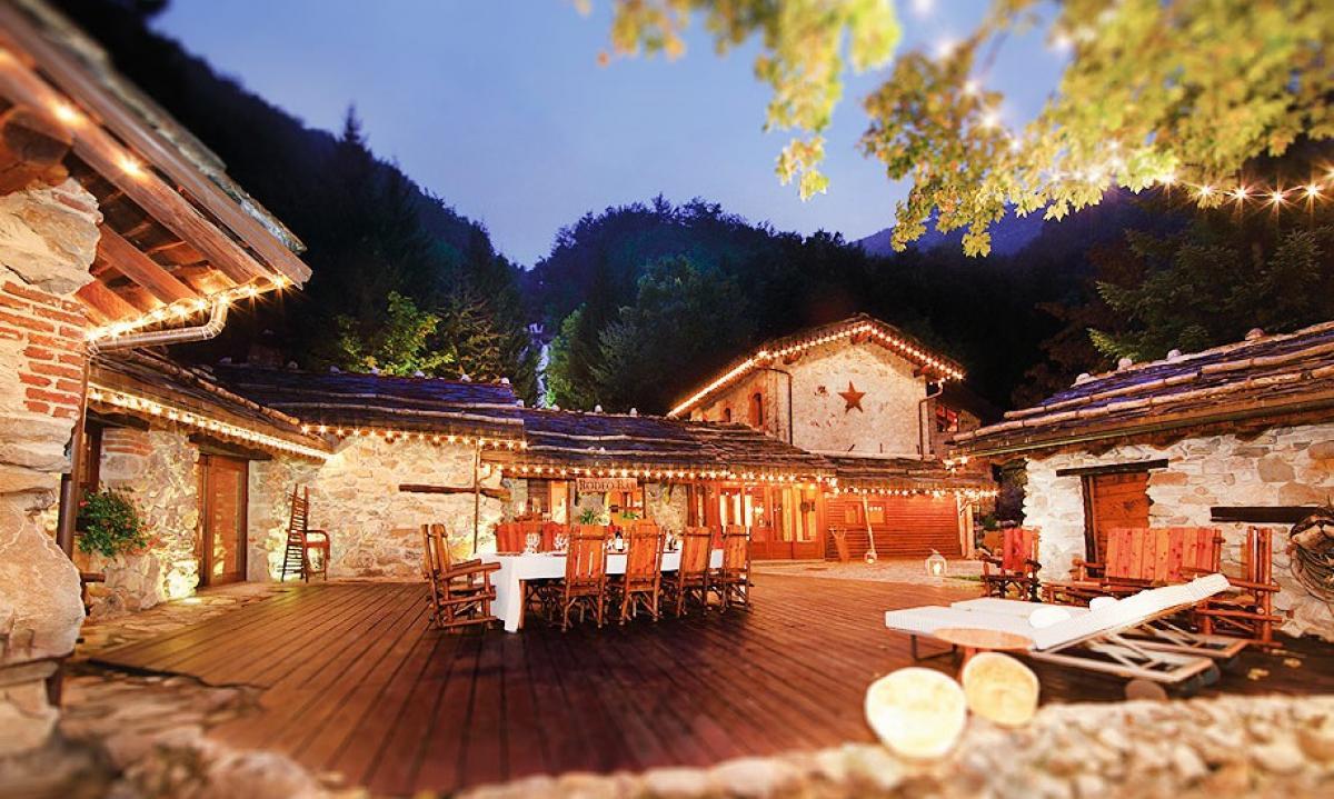 Недвижимость на курортах италии