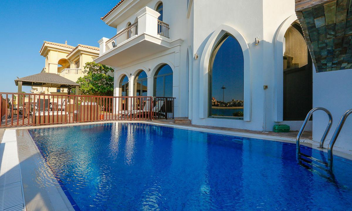Дубай снять виллу у моря стоимость жилья в португалии